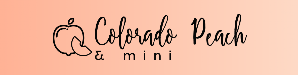 Colorado Peach & Mini